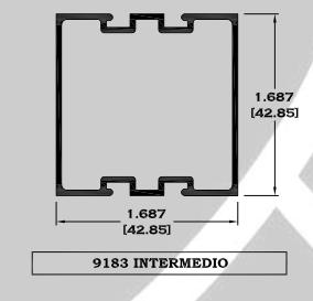 Intermedio Crysmart, puerta